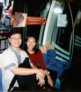 MRT di Singapore