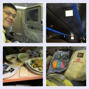 Emirates experience :)
