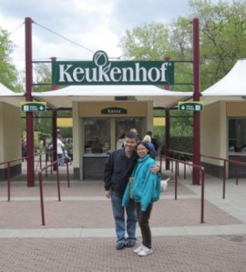 Welcome to Keukenhof, Lisse
