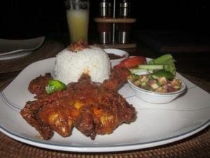 Ayam Taliwang Bakar