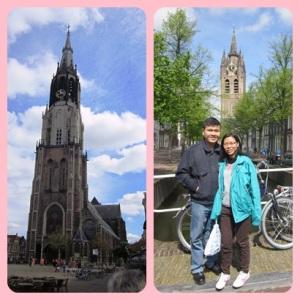 Gereja di Centrum Delft