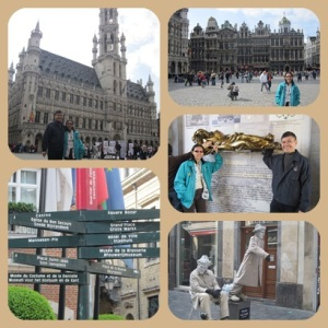 Lovely Brussels