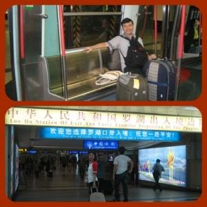 Bye Hong Kong !