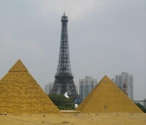 Eifel pindah ke Mesir ??