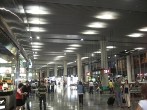 Macao airport