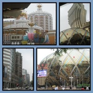 Macau : Casino City