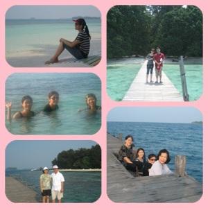 Enjoy the island !
