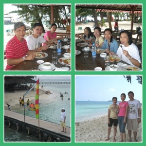 Eat, play & love the island :)