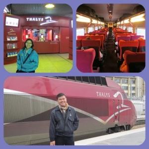 Luxury Thalys