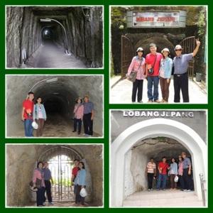 Tunnel bawah tanah yang keren !