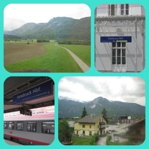 Salzburg to Innsbruck