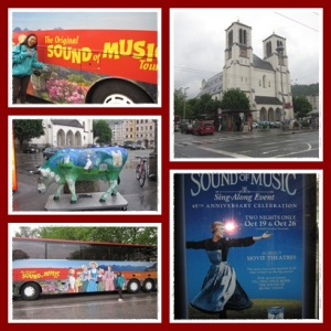 Sound of Music tour