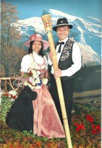 Swiss Couple