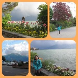 Lake Geneva @ Montreux