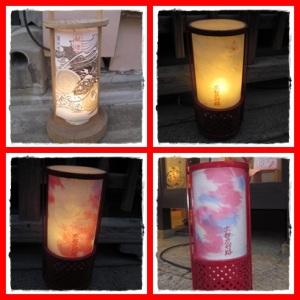 Berbagai Lampion Cantik