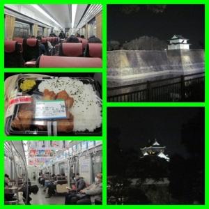 Back to Osaka