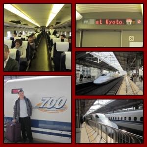 Shinkansen yang legendaris