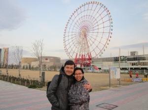 Ferris Wheel @ Odaiba