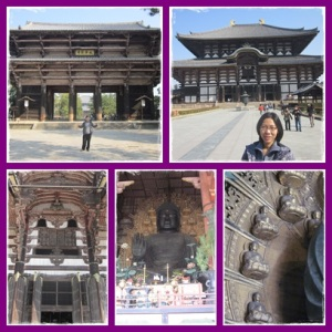 Todaiji temple : Unesco World Heritage Site