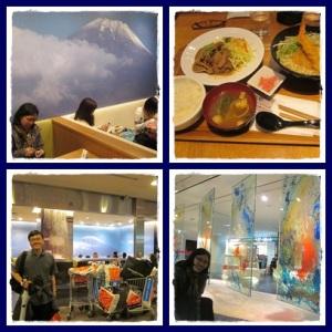 Dinner @ Narita