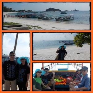 Dimulai dari Pantai Tanjung Kelayang