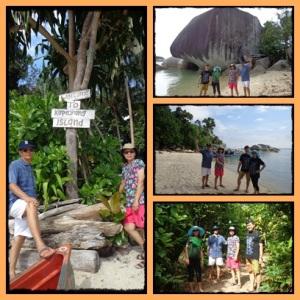 Sisi lain Pulau Kepayang