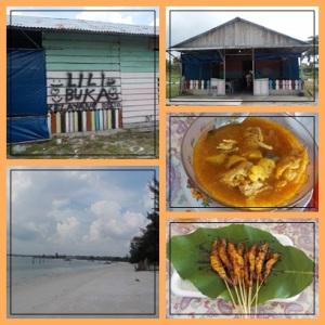 Lunch @ Tanjung Kelayang