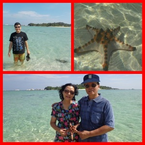 """Bintang"" nya Pulau Pasir"