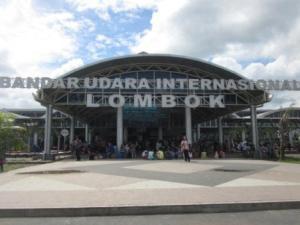 Bandara International Lombok yang baru