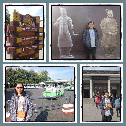 China : 23-31 October 2015 (part 4 - Xi'an) (4/6)