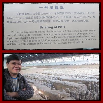 China : 23-31 October 2015 (part 4 - Xi'an) (5/6)