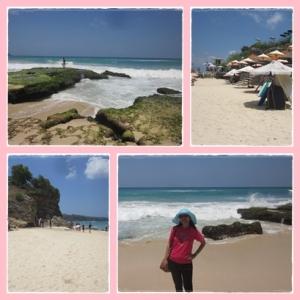 """Pantai impian, sesuai namanya """"dreamland"""""""