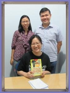 Ngobrol bareng Ms. Henny Wirawan, Psikolog, Dekan Fak.Psikologi Untar (2010-2014), Penulis buku, Pembicara & Narasumber bidang Psikologi, Endorser buku Pasangan Traveling, Photo @ Jakarta, 2016