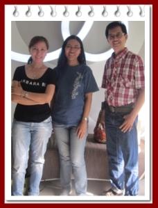 Jalan2 di Surabaya bersama Mr. Maynard Caryabudi & Mrs. Desy, Traveler, Pemilik situs www.rodadanroti.com. Photo @Zest Hotel Jemur Sari Surabaya, 2015
