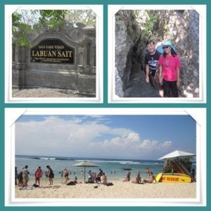Pantai Labuan Sait atau Padang2