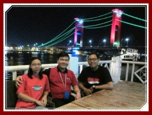 Our memory of Palembang