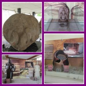 Isi museum mengenai sejarah dan perdaban manusia
