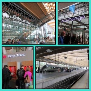 Gandermoen Airport, Oslo