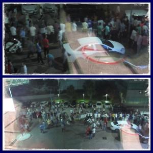 Rakyat Turki berdatangan ke bandara