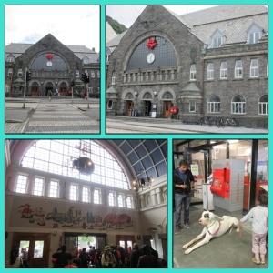 Train station Bergen