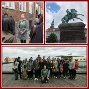 Our group & tour guide