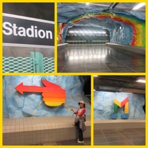 Stadion station