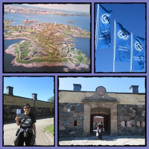 Penampakan Suomenlinna