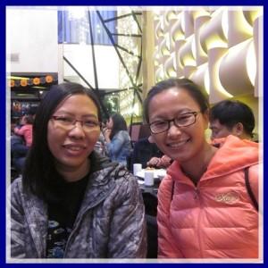 Bersama member CS lokal di China (2015)