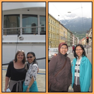 Teman jalan di Eropa (2012) : Venezia dan Innsbruck