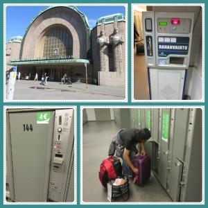 Locker @ Central Station