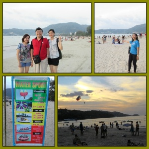 Afternoon @Patong beach