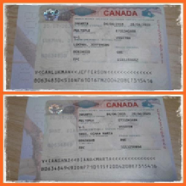 Mengurus Visa Canada Online 2018 Pasangan Traveling